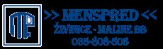 Menspred Doo Živinice – Maline bb | Staklo, plekiglas, lexan, forex, alubond Logo